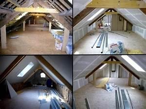 Mes Combles Gratuits : renovation combles mes combles ~ Melissatoandfro.com Idées de Décoration
