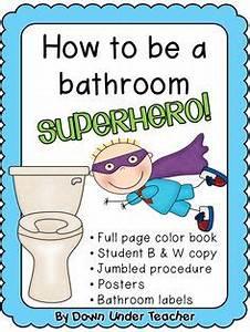 Bathroom Procedures on Pinterest