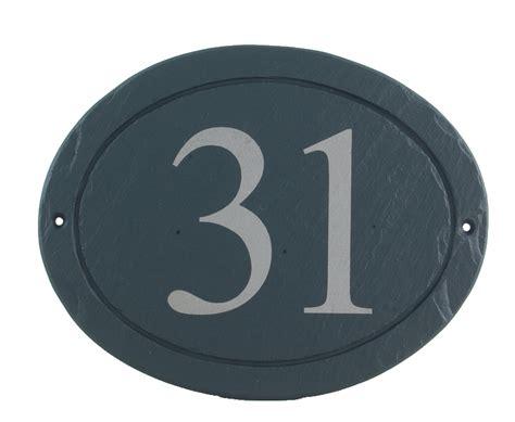 slate phone number slate house number plate