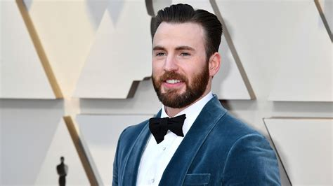 Chris Evans Says Leaked Private Photo Is 'Embarrassing ...
