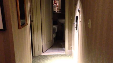 ghost slams door  biltmore hotel  providence youtube