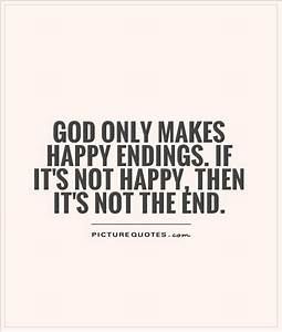 Quotes About Endings. QuotesGram