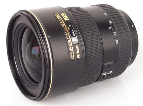 nikon 17 55mm f 2 8g ed if af s dx nikkor lens review