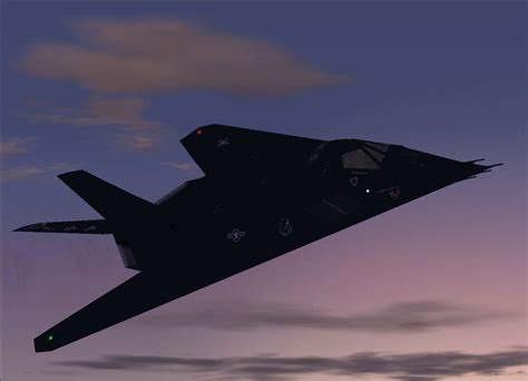 Just Flight - F-117A Stealth Fighter