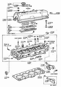 Toyota Tercel Engine Camshaft Plug  Plug  Semicircular