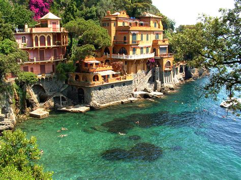 Portofino Backgrounds by Portofino Travel Hd Wallpapers