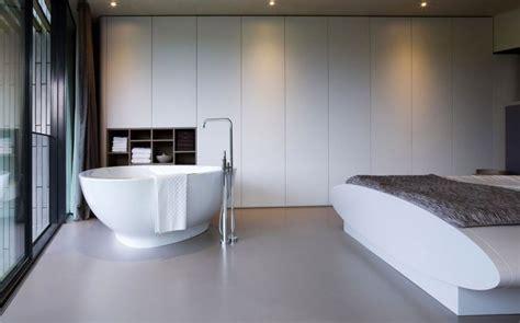 baignoire chambre chambre baignoire eco home par un studio