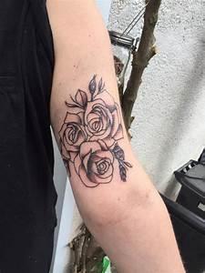 Rosen Tattoo Klein : neuigkeiten whispering colors dein tattoo studio in siegen hilchenbach ~ Frokenaadalensverden.com Haus und Dekorationen