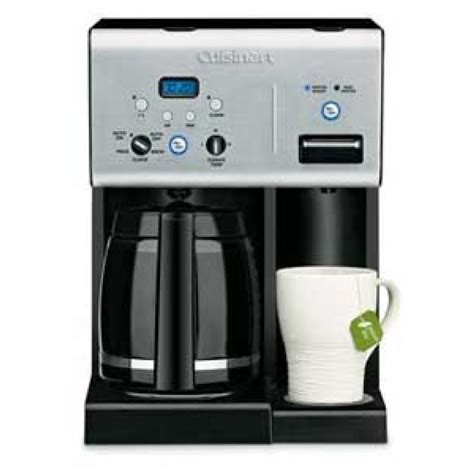 Cuisinart CHW 12 12 Cup coffee maker with hot water system