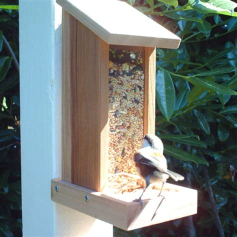 checkout  amazing deal wooden bird seed feeder