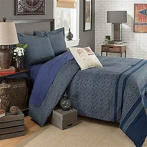 brooklyn flat indira comforter set in blue bed bath beyond With comfort bedding brooklyn ny