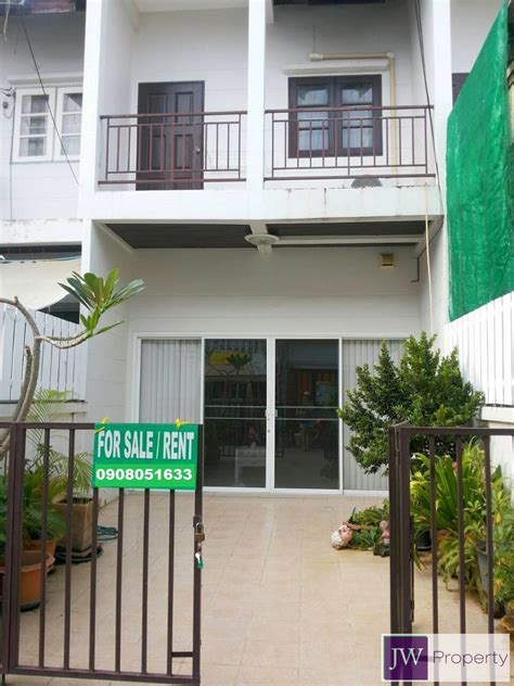 Lovely 2 Bedroom Townhouse For Rent  jwpropertycom Hua