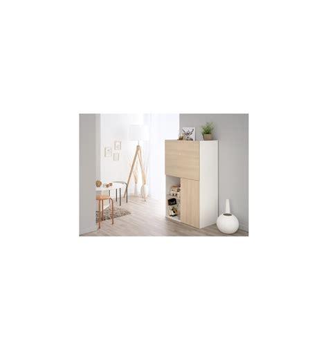 meuble de cuisine moderne avec table  manger integree