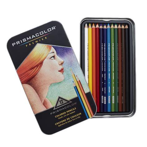 prismacolor skin tone colored pencils prismacolor pencil 12 pack officeworks