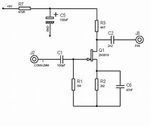 I U0026 39 M Yahica  Circuit Diagram And Component Of An Antenna