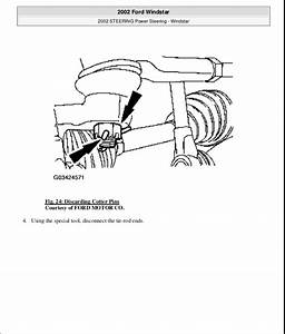 2000 Ford Windstar Service Repair Manual