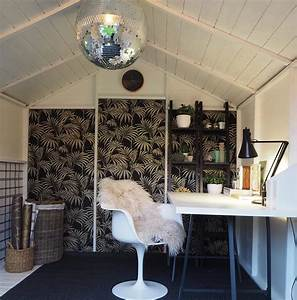 7, Stunning, Interior, Design, Ideas, For, Your, Shed, Or, Studio