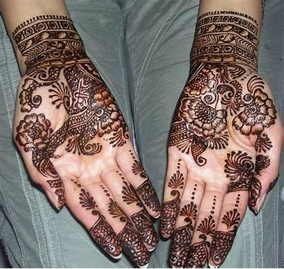 Mehndi Arabic Designs Hands Indo