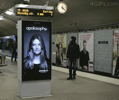 Wifflegif has the awesome gifs on the internets. gif hair train billboard Wind subway tube metro ...