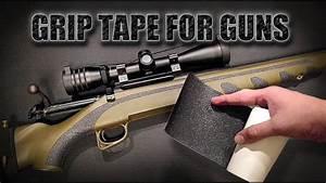 Rubber Grip Tape For Guns
