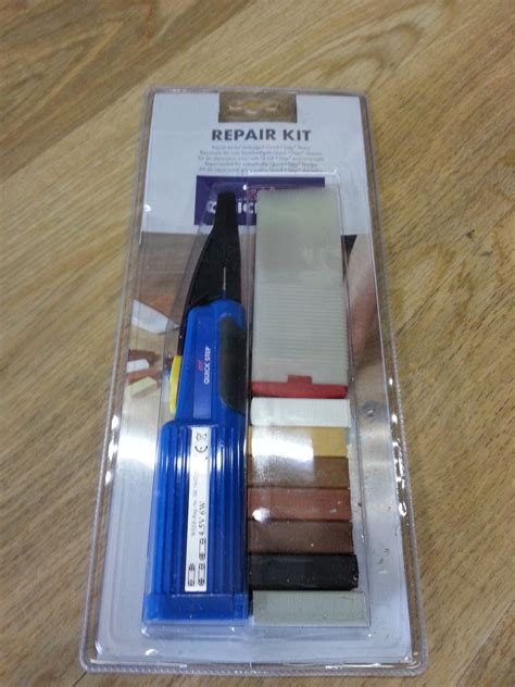 laminate flooring repair kit quick step repair kit for damaged quickstep laminate wood floors ebay