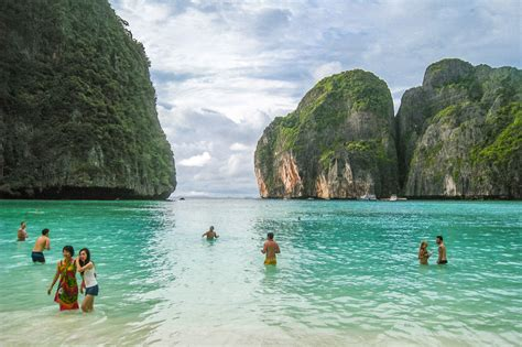 Koh Phi Phi Island In Thailand Thousand Wonders