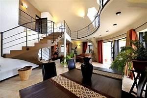 Maison Americaine Interieur : superbe villa piscine jardin tropical wifi menage ~ Zukunftsfamilie.com Idées de Décoration