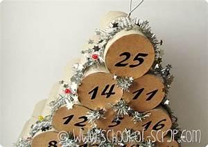 Lavoretti di Natale: fare il calendario dell'avvento con i