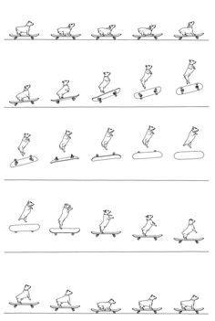 26 Best Flipbook images | Flip book template, Animation, Book art