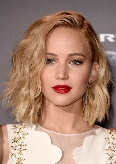 Jennifer Lawrence?s Bob Hairstyles   Hair World Magazine