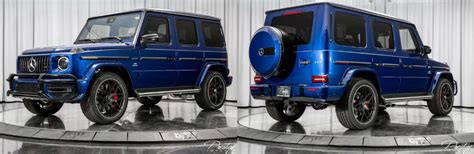 However, it's also among the most expensive, which caters to the company's elite clientele. 2020 Mercedes-Benz G-Class AMG G 63 For Sale North Miami Beach FL