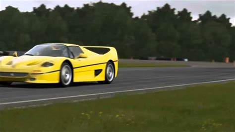 F50 Top Gear by Forza Motorsport 5 1995 F50 At The Top Gear Test