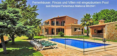 Ferienhaus Mallorca Mit Eingezäuntem Pool