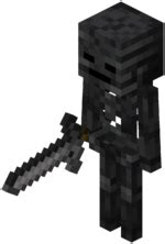 wither skeleton official minecraft wiki