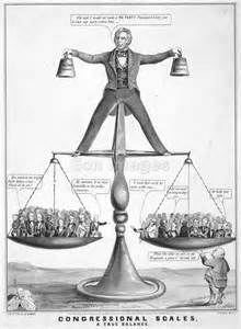 Compromise 1850 Political Cartoons