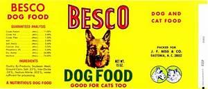 Old Dog Food Ingredients