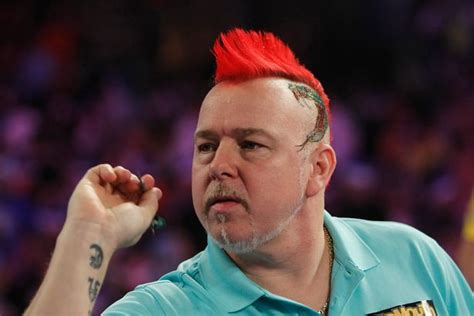 Furious Adrian Lewis Brands Peter Wright's Wife