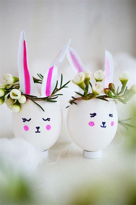 Oster Eierbecher Basteln by Best 25 Easter Eggs Ideas On Diy Easter