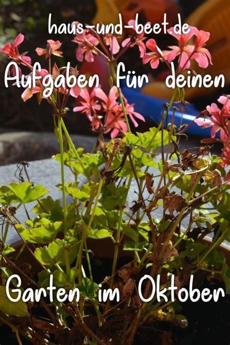 Garten Im Herbst Was Tun by Der Garten Im Oktober Was Gibt Es Zu Tun Garten