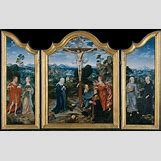 Isenheim Altarpiece Crucifixion | 3811 x 2410 jpeg 2542kB