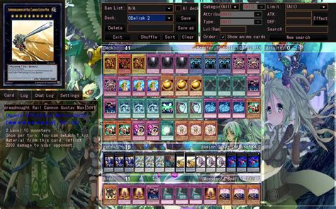 Unbeatable Yugioh Deck 2017 by Percival18 Ygopro Yu Gi Oh Percival18 My Gods