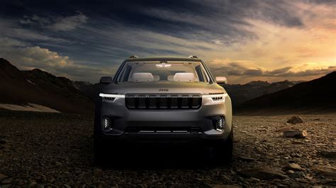 Jeep Grand 4k Wallpapers by Jeep Yuntu Concept Wallpapers Hd Wallpapers Id 20314