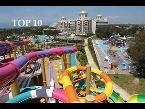 TOP 10 BEST 5 STAR HOTELS ANTALYA, TURKEY 2017. - YouTube