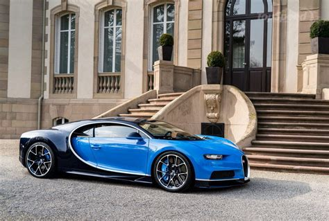 The chiron is the fastest, most powerful, and exclusive production super sports car in bugatti's history. 2018 Bugatti Chiron Price, Top Speed, Specs, Engine, Review