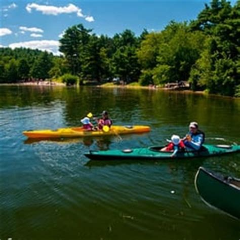 Boating In Boston At Lake Cochituate by Boating In Boston Rafting Kayaking Natick Ma