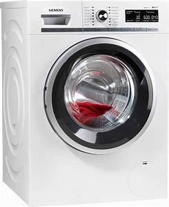 Siemens Waschmaschine Schlüssel : siemens wm16w5eco waschmaschine im test 02 2020 ~ Watch28wear.com Haus und Dekorationen