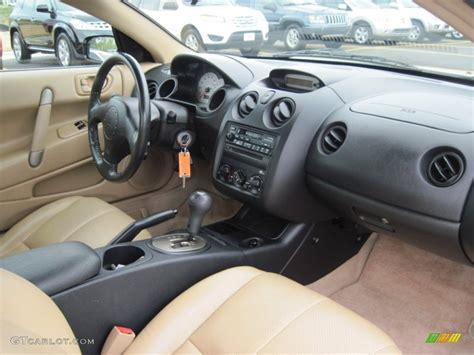 2000 Mitsubishi Eclipse Dashboard by 2000 Mitsubishi Eclipse Gt Coupe Beige Dashboard Photo