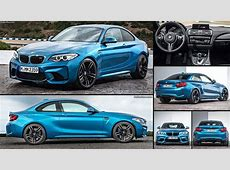 BMW M2 Coupe 2016 pictures, information & specs