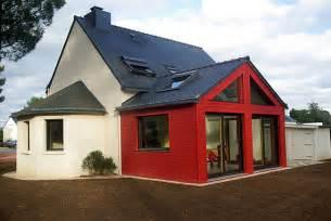 surprenant extention maison 11 prix kit maison ossature bois autoconstruction maison