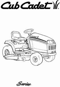 Cub Cadet Lawn Mower 2146 User Guide